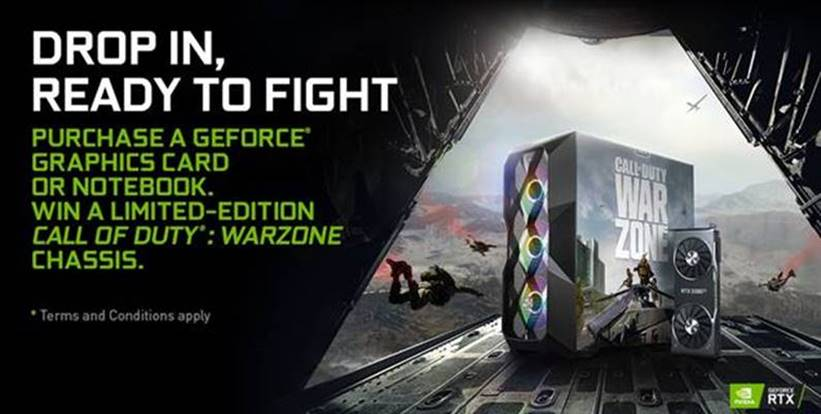 Nvidia Drop In Ready To Fight