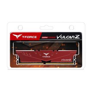Team T-Force Vulcan Z 8GB DDR4 DDR4 PC24000 3000Mhz  | TLZRD48G3000HC16C01