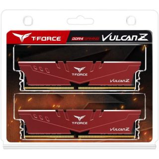 Team T-Force Vulcan Z 16GB KIT DDR4 PC24000 3000Mhz | TLZRD416G3000HC16CDC01