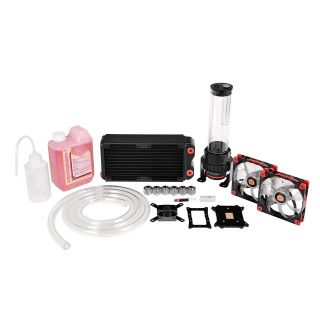 Thermaltake Pacific RL240 | Water Cooling Kit | DIY Liquid cooling system