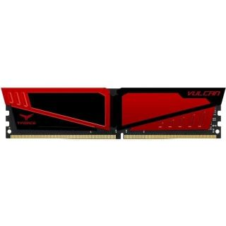 Team T-Force Vulcan RED 4GB DDR4 PC19200 2400Mhz | TLRED44G2400HC1401