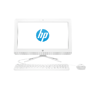 "PC DESKTOP HP 20 AiO - c424d | 19,5""FHD | AMD E2-9000 | WIN 10"