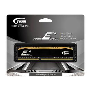 Team Elite+ Black 4GB DDR3 PC12800 1600MHZ   TPD34G1600HC1101