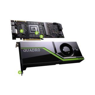 VGA CARD Leadtek NVIDIA Quadro RTX8000 48GB GDDR6