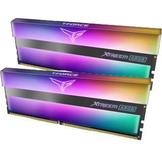 Team Xtreem ARGB 16GB ( 8GB KIT) DDR4 PC25600 3200Mhz | TF10D416G3200HC16CDC01