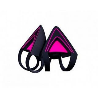 Kitty Ears for Razer Kraken - Neon Purple | RC21-01140100-W3M1