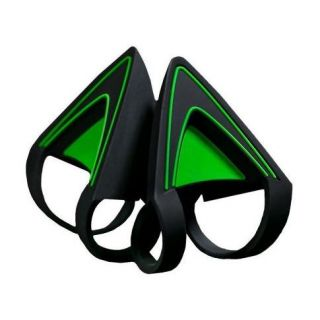 Kitty Ears for Razer Kraken - Green | RC21-01140200-W3M1