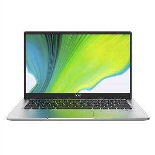 "Acer Swift 1 Fresh SF114-34 - P008 | 14"" FHD | N6000 | SSD 512GB | Iridescent Silver"