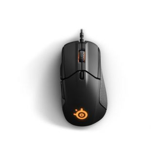 SteelSeries Rival 310 Black With TrueMove3 Custom Sensor | MOUSE