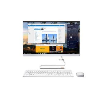 "Lenovo AIO 3 24IMB05 - J6ID | 23.8"" | I7-10700T | 1TB+256GB | R625 | WHITE"