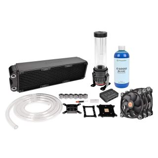 Thermaltake Pacific RL360 | RGB Water Cooling Kit | Soft Tube | CL-W113-CA12SW-A