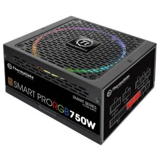 Thermaltake Smart Pro RGB 750W Bronze | PS-SPR-0750FPCBEU-R