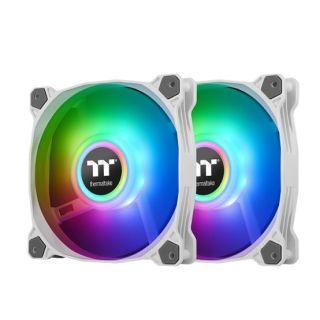 Thermaltake Pure Duo 14 ARGB Sync Radiator Fan   CL-F098-PL14SW-A