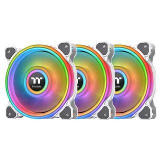 Riing Quad 14 RGB Radiator Fan | White | CL-F101-PL14SW-A