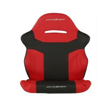 DXRacer SEAT COVER REPLACEMENT | RACING | Black-white | TG-DCC008-WN-R