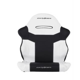 DXRacer SEAT COVER REPLACEMENT | TANK | Black-WHITE | TG-DCC009-WN-T