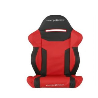 DXRacer SEAT COVER REPLACEMENT | Valkyrie | Black-Red | TG-DCC007-NR-V
