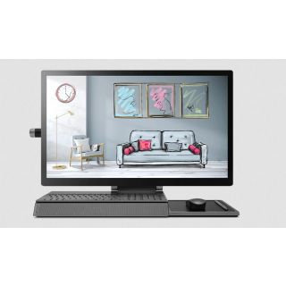 "Lenovo Desktop AIO Yoga A940 - 4VID | 27"" UHD Touch | i9-9900 | RX560 4GB | 16GB"