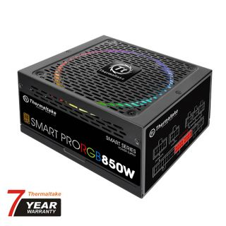Thermaltake Smart PRO Fully Modular RGB 850W 80+ Bronze | PS-SPR-085FPCBEU-R