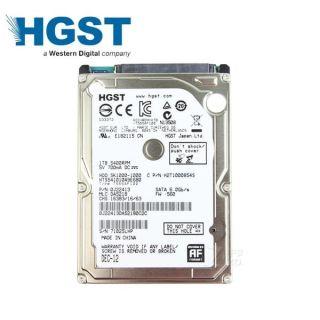"Hitachi HGST Laptop HDD | 1TB | 5400RPM | 2.5"" slim | 7mm"