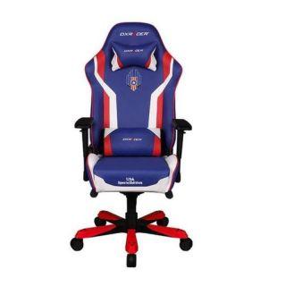 DXRacer Gaming Chair KING   AMERICA   GC-K186-IWR-S1