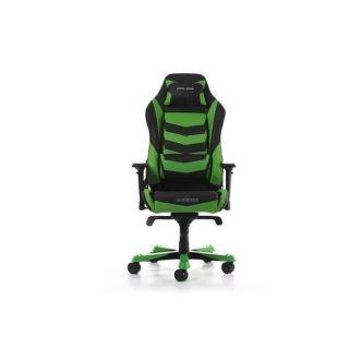 DXRacer Gaming Chair IRON   BLACK-GREEN   GC-I166-NE-S4