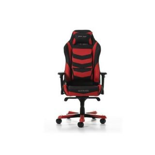 DXRacer Gaming Chair IRON   BLACK-RED   GC-I166-NR-S4