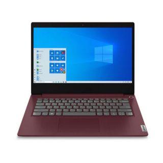 Lenovo ideapad Slim 3i 14IIL05 - CUID   6405U   SSD 256GB   RED
