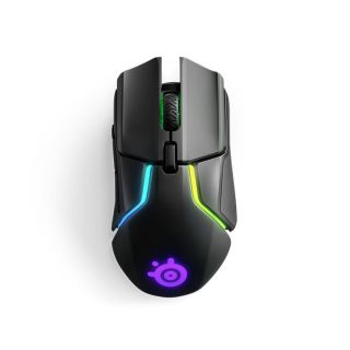 SteelSeries Rival 650 Black with TrueMove3+ Dual sensor | MOUSE