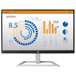 HP N220 21.5-inch Display   MONITOR
