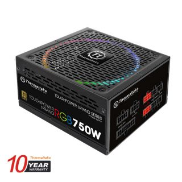 Thermaltake Toughpower Grand RGB 750W 80+ Gold | PS-TPG-0750FPCGEUR