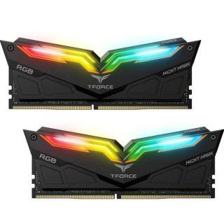 Team T-Force Night Hawk 16GB KIT DDR4 PC28800 3600MHz|TF1D416G3600HC18JDC01