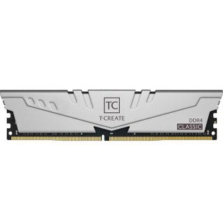 Team T-CREATE  SILVER 16GB DDR4 PC25600 3200Mhz | TTCCD416G3200HC22DC01