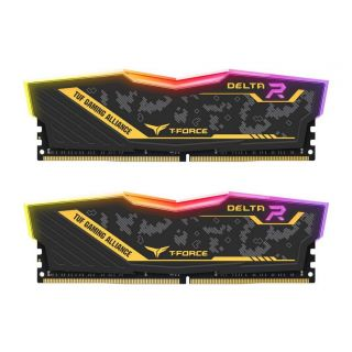 Team T-Force DELTA 16GB DDR4 PC25600 3200MHz | TF9D416G3200HC16CDC01