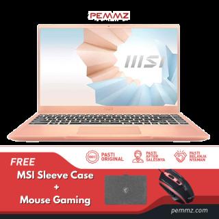 MSI Modern 14 B11MO - 070ID | i7-1165G7 | SSD 512GB | Iris Xe Graphics | Beige Mousse