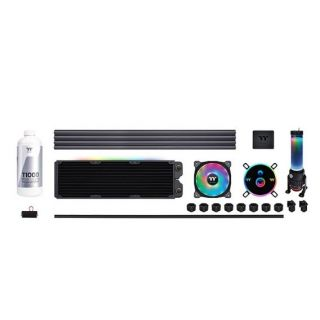 Thermaltake Pacific CL360 Max D5 Hard Tube Water | CL-W259-CU00SW-A