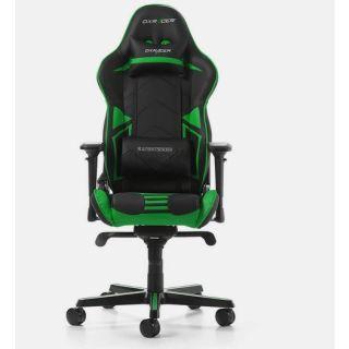DXRacer Gaming Chair RACING | BLACK-RED | GC-R001-NR-V2