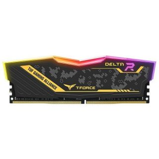 Team Delta Tuf RGB 8GB DDR4 PC25600 3200Mhz | TF9D48G3200HC16F01