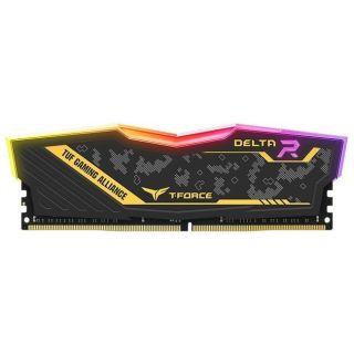 Team Delta Tuf RGB 16GB DDR4 PC25600 3200Mhz | TF9D416G3200HC16F01