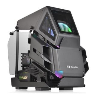 Thermaltake AH T200 BLACK Micro Chassis | BLACK | CA-1R4-00S6WN-00