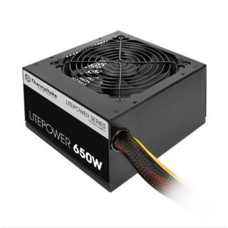 Thermaltake Litepower Power Supply 650W Full Range | PS-LTP-0650NPCNEU-2