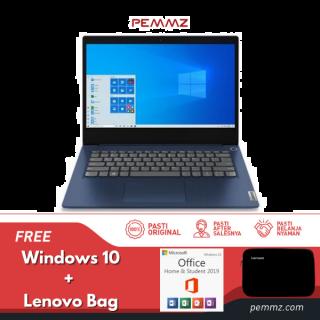 Lenovo Ideapad slim 3i 14IML05 - F1ID   I3-10110U   SSD 256GB   BLUE