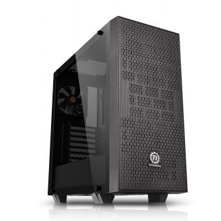 Thermaltake Core G21 | Tempered Glass Edition | Mid-Tower Chassis  | Gaming Computer Case