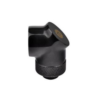 THERMALTAKE Pacific G1/4 90 Degree Adapter - Black | CL-W052-CU00BL-A