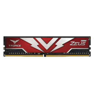 Team T-Force ZEUS 8GB DDR4 PC25600 3200Mhz | TTZD48G3200HC2001