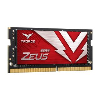 Team Zeus RAM SODIMM 16GB DDR4 3200Mhz |TTZD416G3200HC22-S01