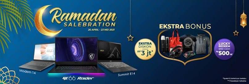 MSI Ramadan Salebration at Pemmz.com